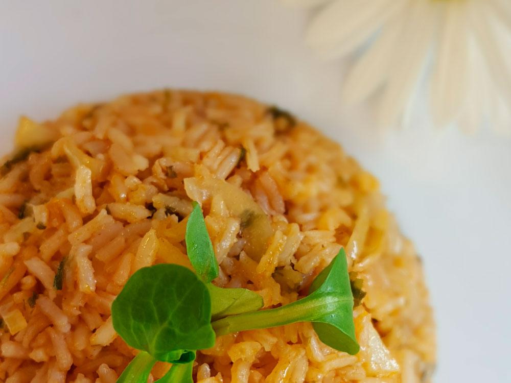 receta de arroz con bacalao
