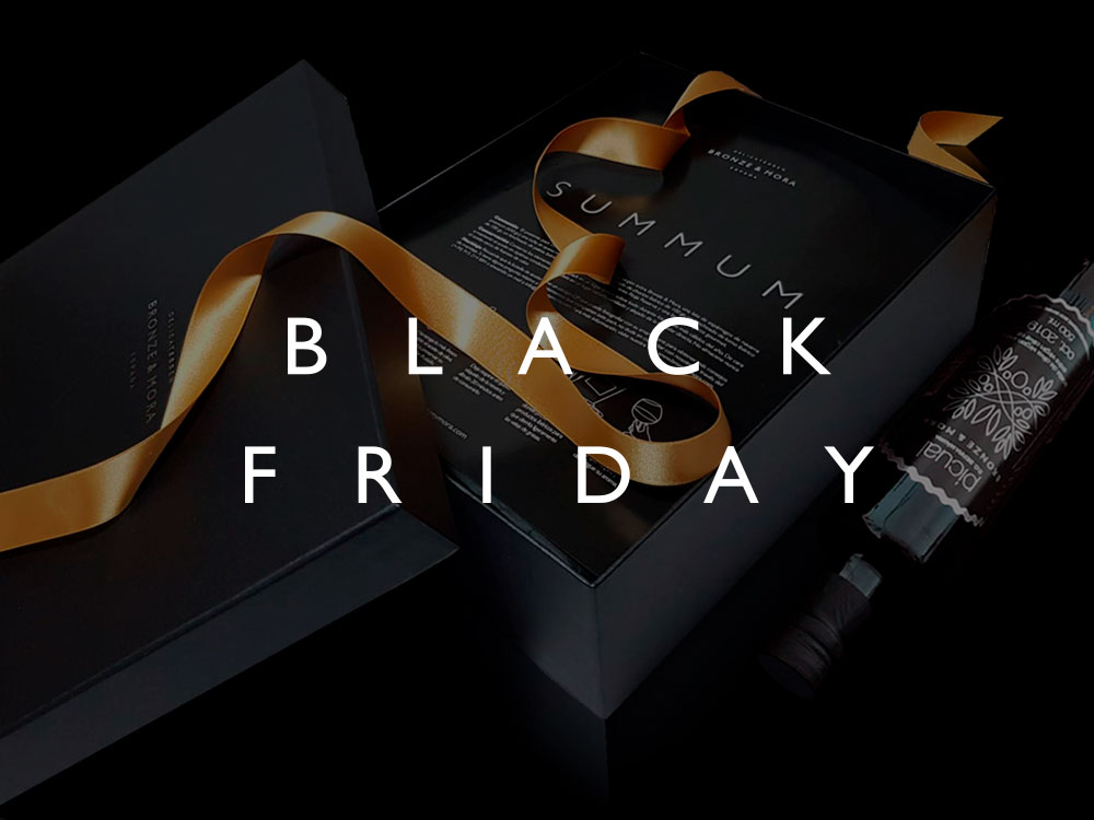 black friday bronze y mora