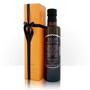 picual temprano aceite de oliva virgen extra