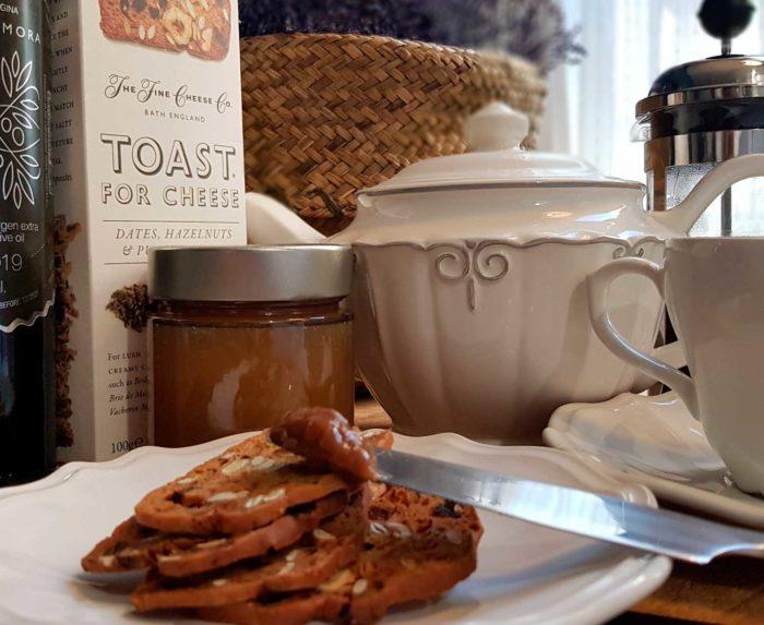 productos gourmet desayuno para dos