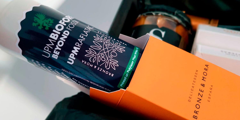 regalos de empresa personalizables gourmet bronze y mora