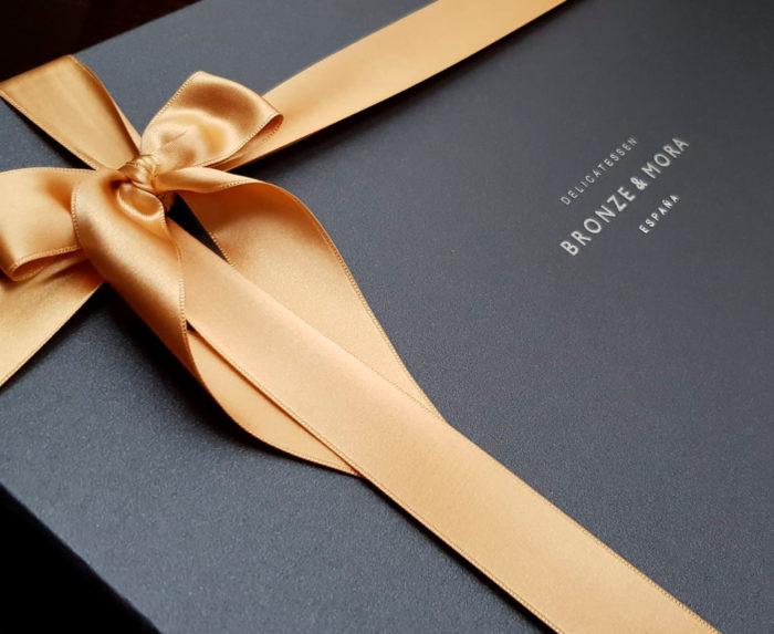 regalo gastronomico magnum bronze y mora