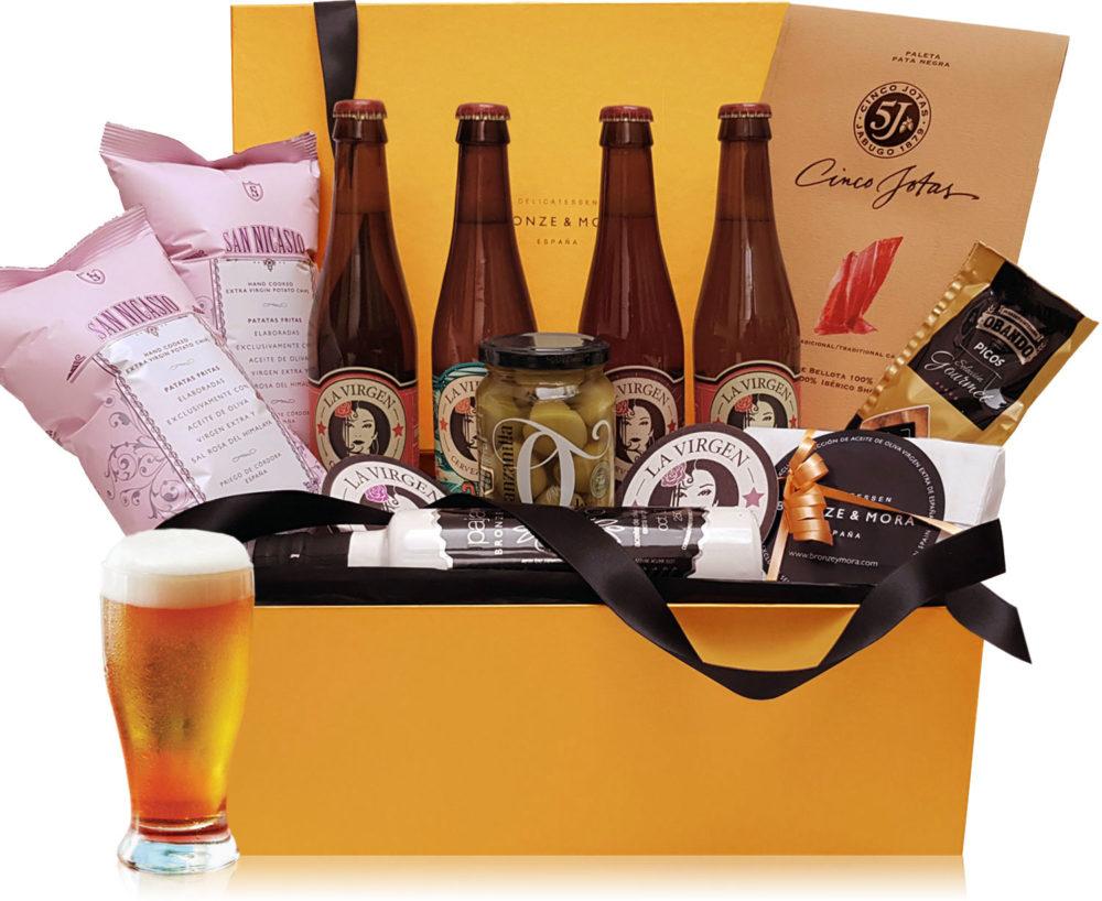 lote de cervezas artesanas